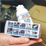 Liqui Moly klima fresh sprej - aplikace