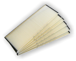 kabinové filtry MANN-FILTER